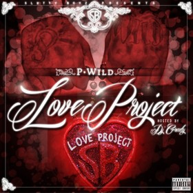 Love Project P-Wild front cover