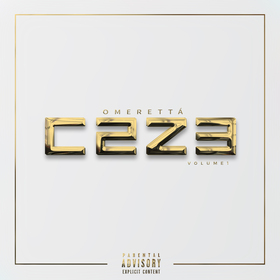 C2Z3 Vol.1 Omeretta The Great front cover