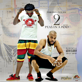 Daboi Ko & Doe Rae 2 Peas In A Pod CHILL iGRIND WILL front cover