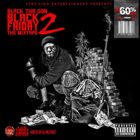 BLACK FRIDAY 2 Black Tha Don front cover