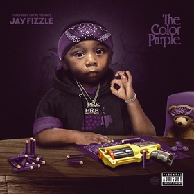 The Color Purple Jay Fizzle front cover