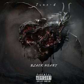 Black Heart Trae-D front cover