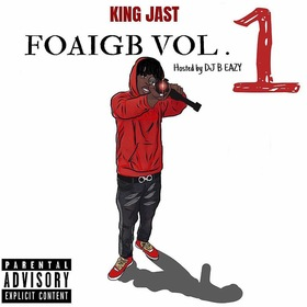 F.O.A.I.G.B VOL.1 King Jast front cover