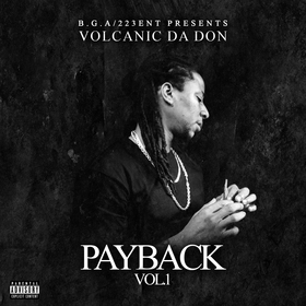 PAYBACK Volcanic Da Don front cover