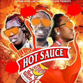 Hot Sauce (Hot Tracks this Week) DJ Ron Viper front cover
