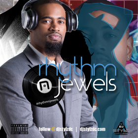Rhythm n Jewels DJ Stylz front cover