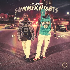 Summer Nightz Regime front cover
