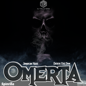 Omertà Dutch Da Don front cover