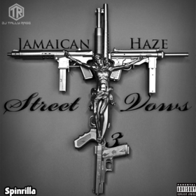 Street Vows 3 Jamaican Haze front cover
