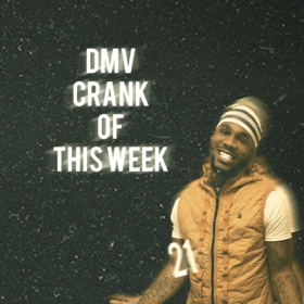 DMV Crank of This Week #21 DJ Key front cover