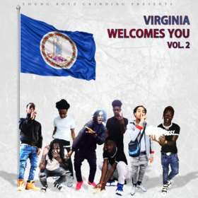 Virginia Welcomes You: Vol. 2 YBG Ent front cover