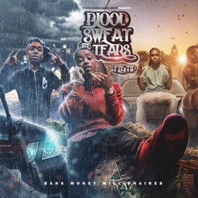 Blood Sweat And Tears Young Stunnaz front cover