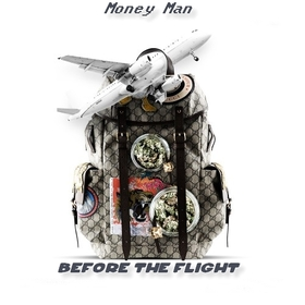 Before The Flight Money Man front cover