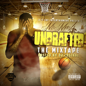 Undrafted [The Mixtape] Mr. Meta4 front cover