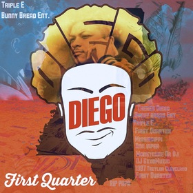 First Quarter Theres Diego front cover