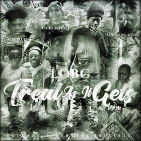 Treal As It Gets LOBG front cover