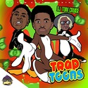 Trap Toons DJ Tom Cruise front cover