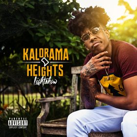 Kalorama Heights Lightshow front cover