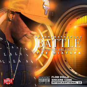 Battle With The Big Dawgs Flow Dolla front cover