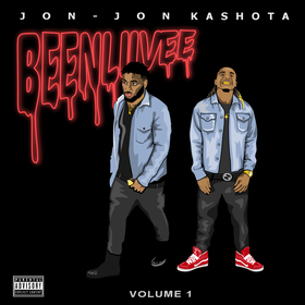 BeenLiivee (Vol.1 The Mixtape) Jon-Jon front cover