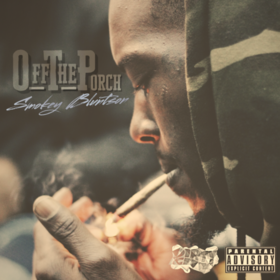 Off The Porch Smokey Bluntson front cover