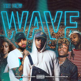 The New Wave DJ Young Irv front cover