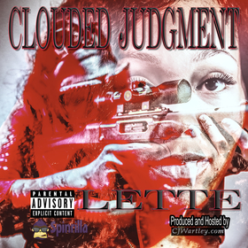 Clouded Judgement Lette front cover