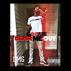 DMG Goonie -  Hear Me Out Ep TyyBoomin front cover