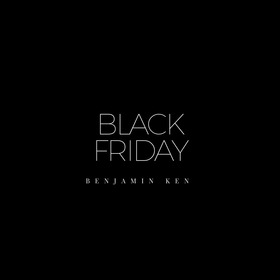 BLACK FRIDAY Benjamin Ken front cover