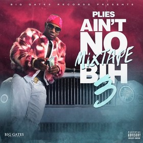 Ain't No Mixtape Bih 3 Plies front cover