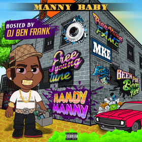 Handy Manny Manny Baby front cover