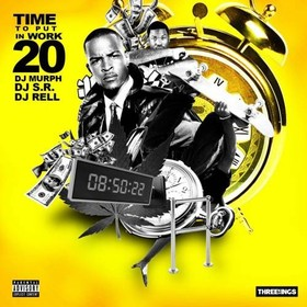 Time To Put In Work 20 DJ Murph front cover