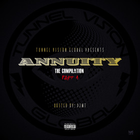 Annuity  (The compilation part 1) Tunnel Vision Global front cover
