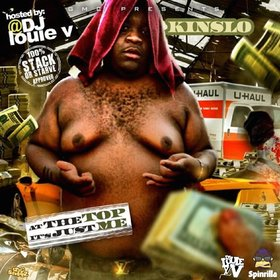 At The Top Its Just Me Kinslo front cover