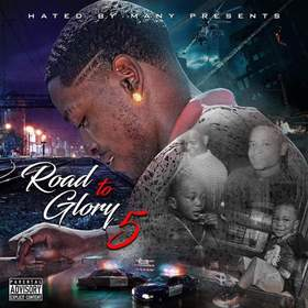 Road To Glory 5 Yung Stone #Texas front cover