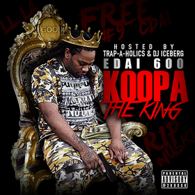 Koopa The King Edai front cover