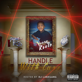 Handle With Care Young Keelo front cover