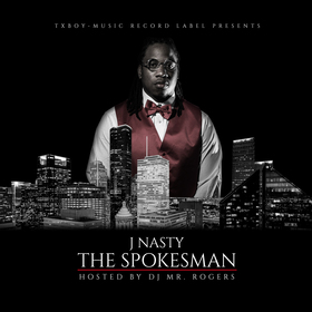 The Spokesman J Nasty front cover