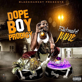 DOPEBOY PRODIGY BLACKMARKET JUNE front cover