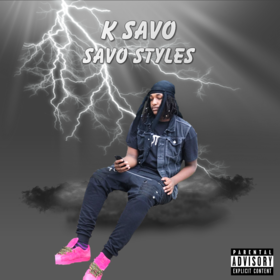 Savo Styles K Savo front cover
