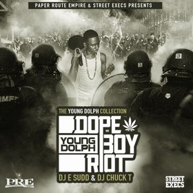 Dope Boy Riot (The Young Dolph Collection) Young Dolph front cover