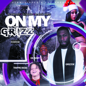 On My Grizz Dj Tony Pot front cover