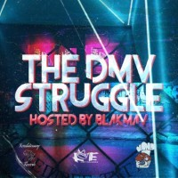 THE DMV STRUGGLE Muffman  front cover