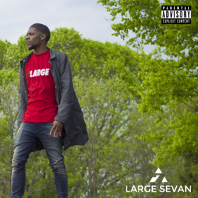 Large Sevan - LARGE DJ Nick front cover