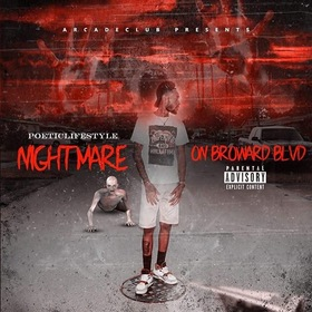 Nightmare On Broward Blvd PoeticLifestyle front cover