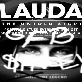 Nicky Lauda Clas-sick front cover