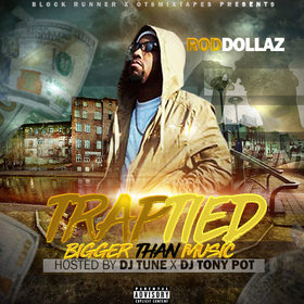 Trap Tied Rod Dollaz front cover