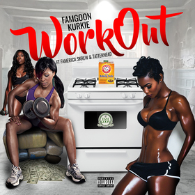 Workout Kurkie Baby front cover
