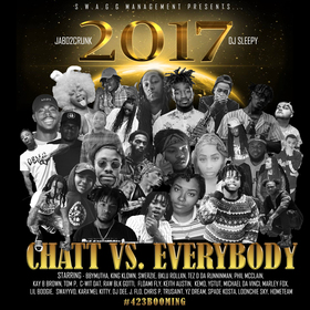 Chatt vs. EVERYBODY SWAGGMGMT front cover