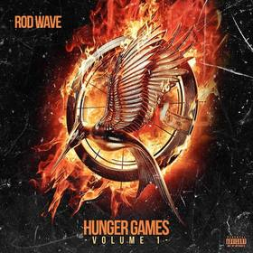 Hunger Games Rod Wave front cover